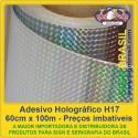 Adesivo Holográfico H17
