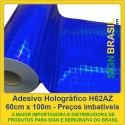 Adesivo holográfico H62AZ