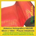 Adesivo holográfico H62VM
