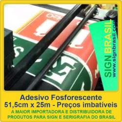 Adesivo Fosforescente - 25m
