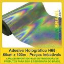 Adesivo Holográfico H65