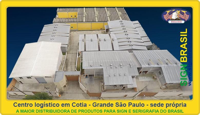 Instalações da Sign Brasil