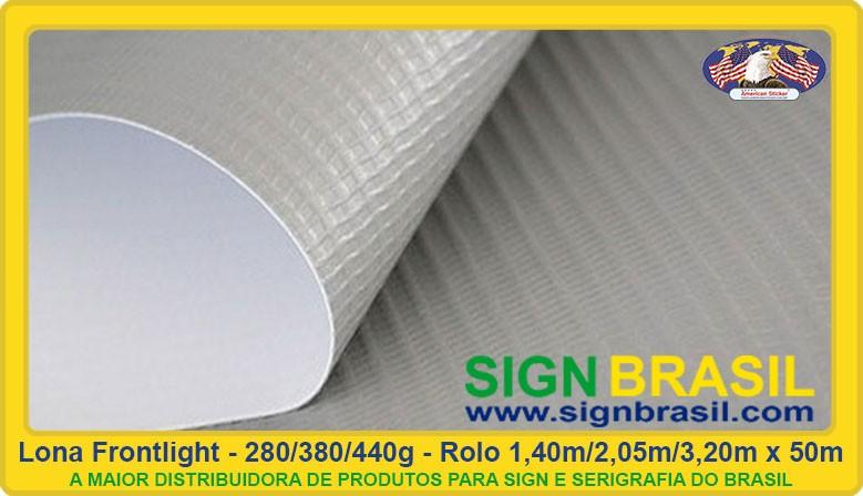 Lonas Frontlight Sign Brasil